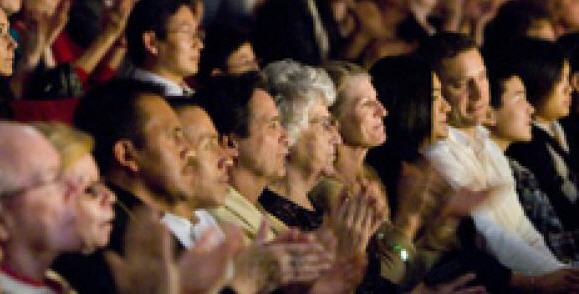 Shen Yun Audience at SD