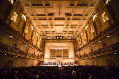 Shen Yun classical concert at Boston Symphony Hall 2013
