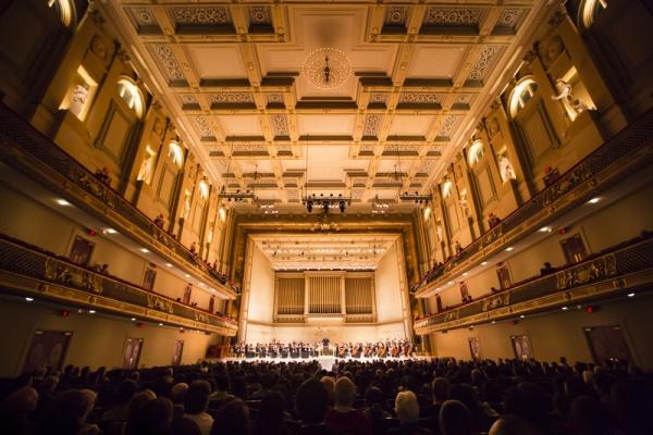 Shen Yun classical concert at Boston Symphony Hall 2013