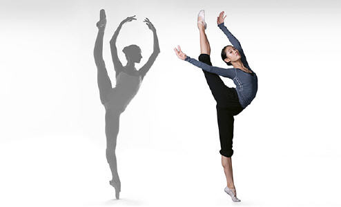 Differences between Ballet and Classical Chinese Dance