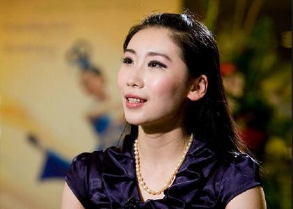 Dancer/Choreographer Michelle Ren